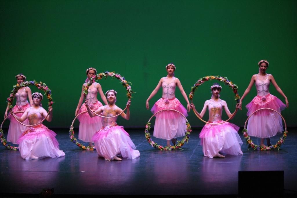 clases ballet jóvenes granada