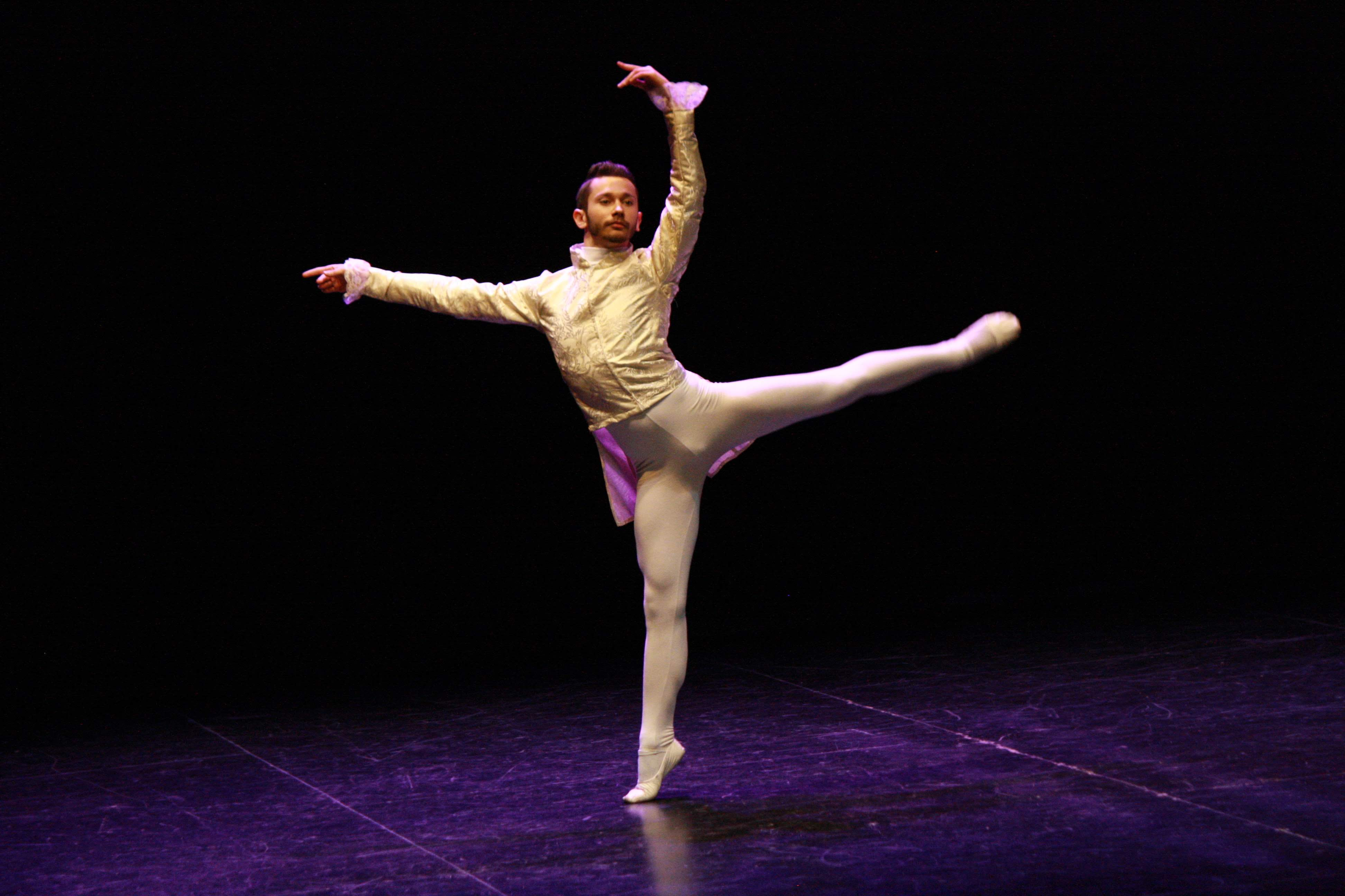 clases ballet jovenes granada