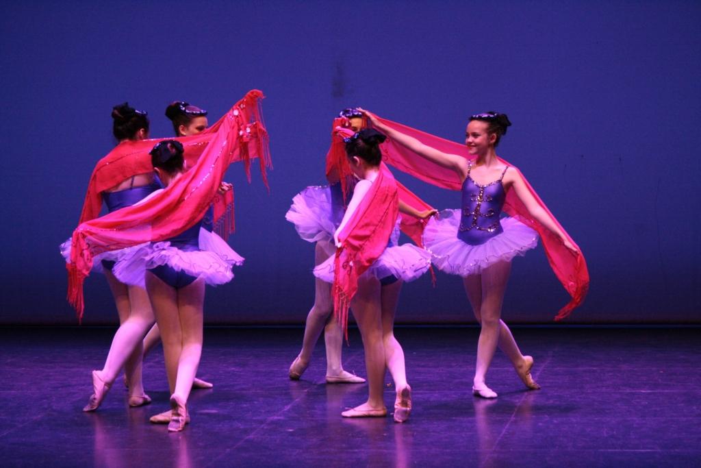 clases ballet para niños