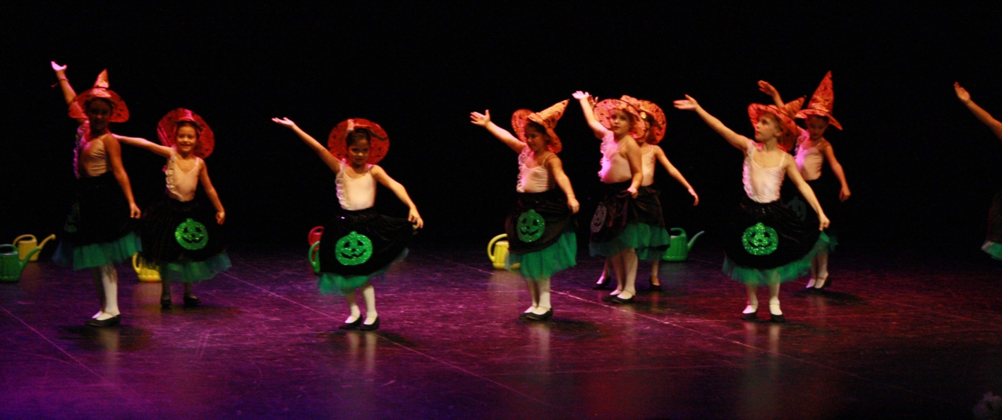 clases ballet niñas granada