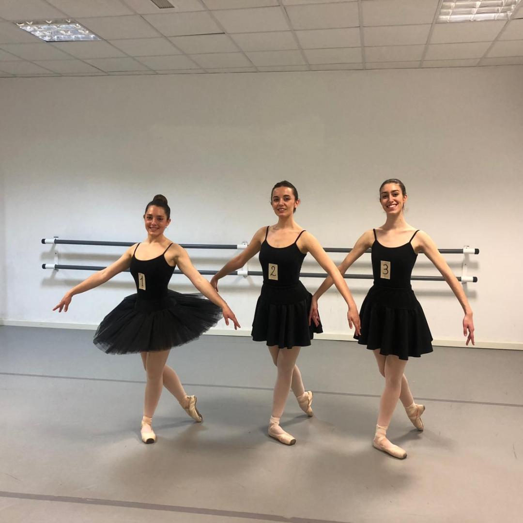 examenes royal academy of dance granada profesional
