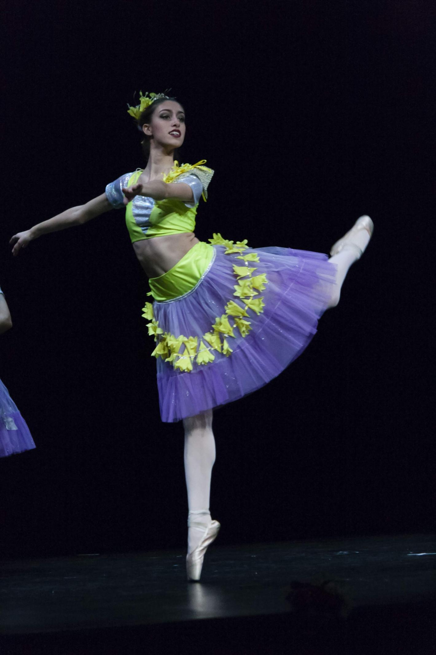 clases ballet profesional granada laura