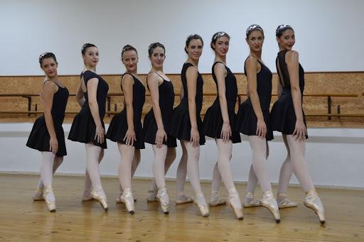 clase ballet academia tiempo presente ballet granada