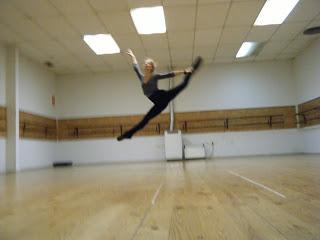 academia tiempo presente ballet granada marisa mondo