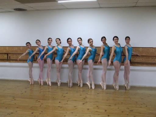 examenes royal academy of dance granada