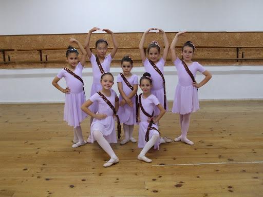 examenes royal academy of dance granada niños