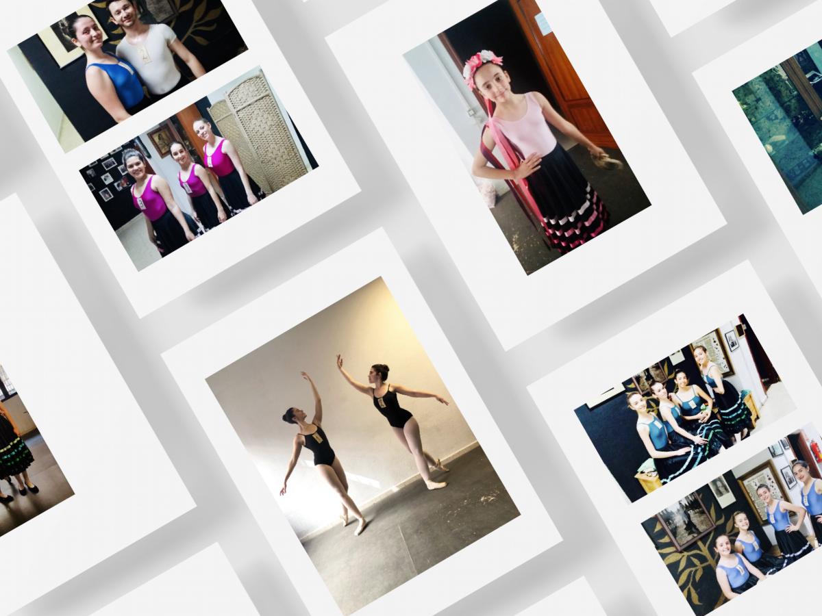Terminaron los Exámenes Royal Academy of Dance 2019