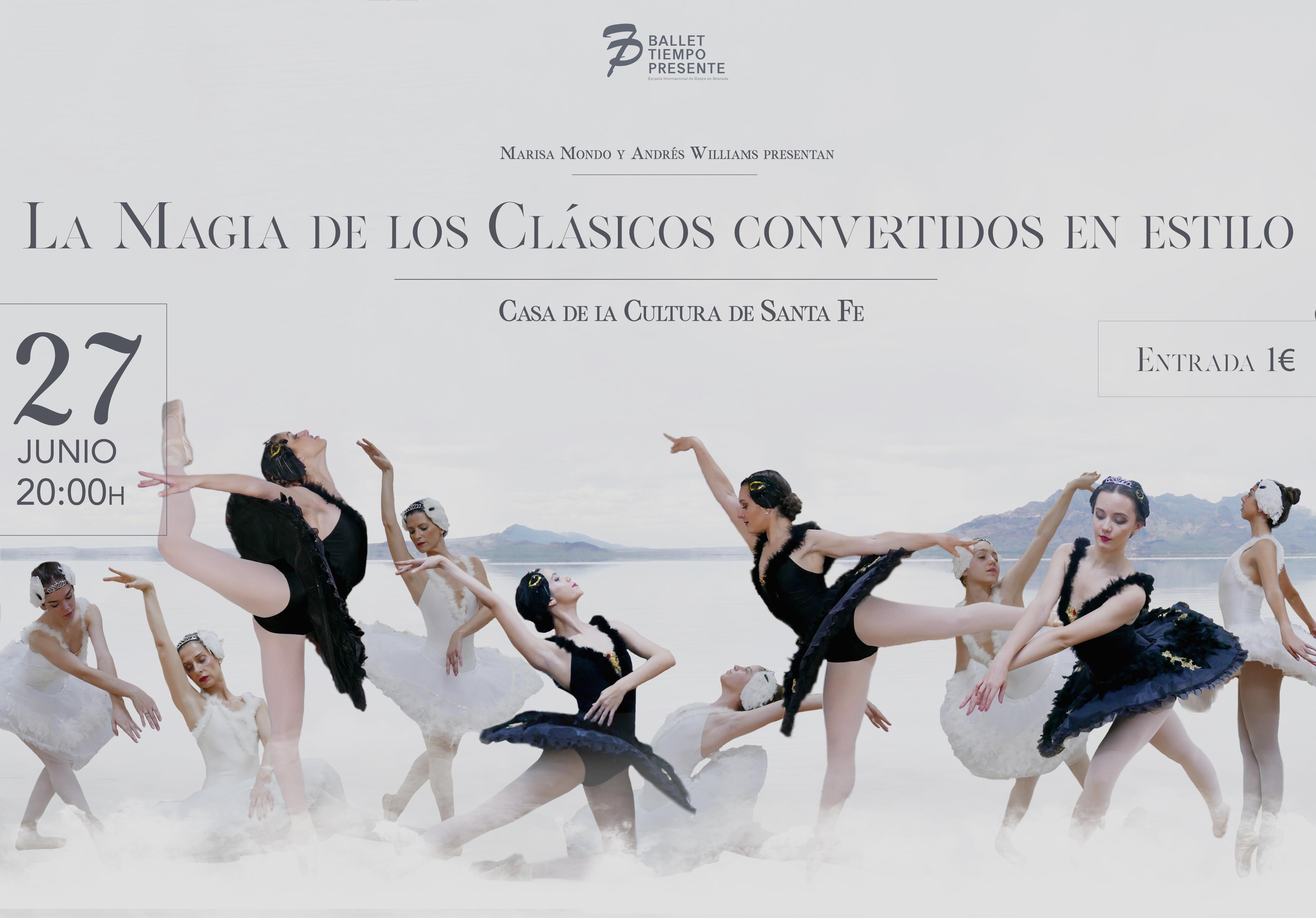 Gala Fin de Curso «La Magia de los Clásicos convertidos en Estilo»