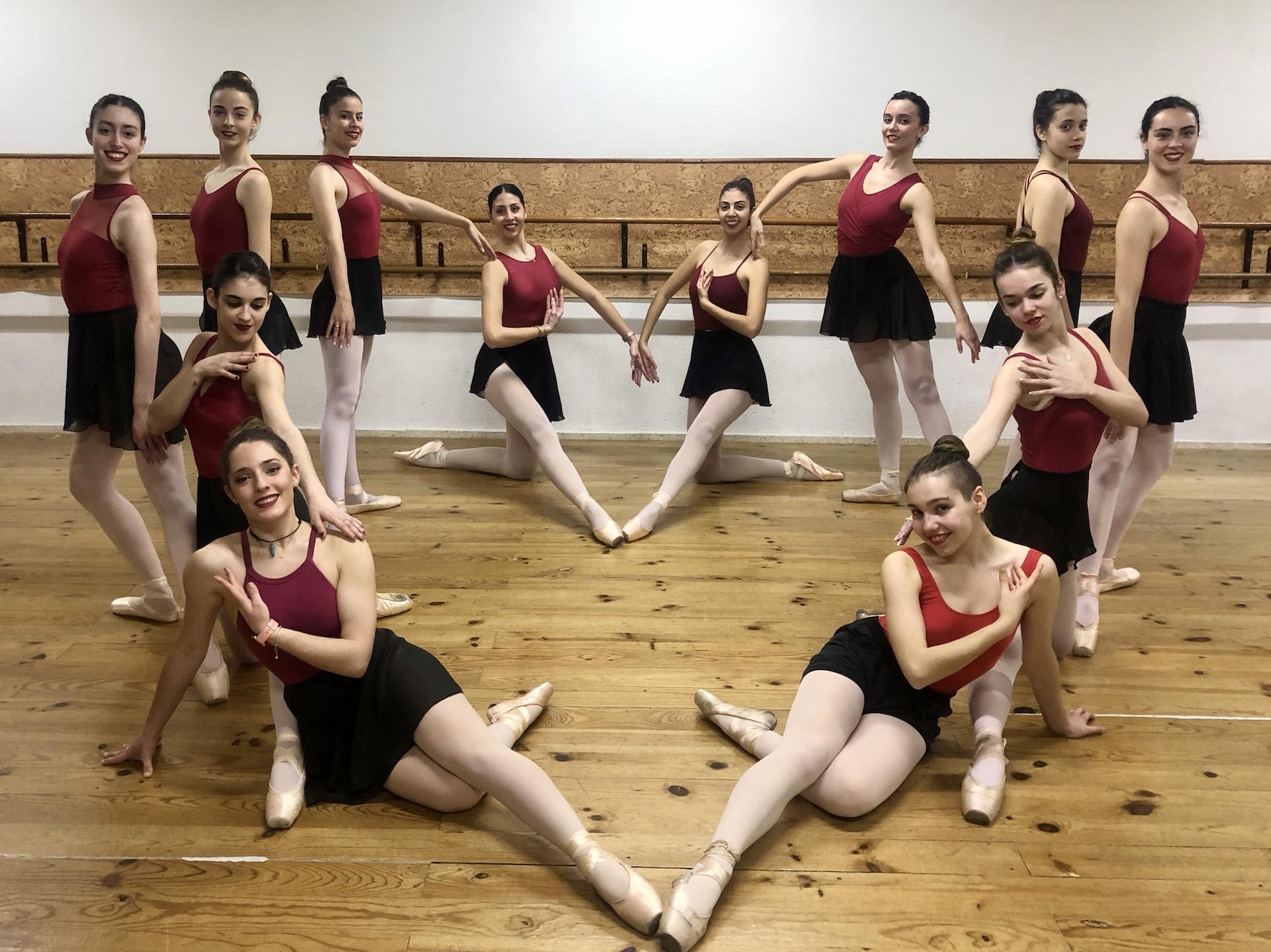 Un San Valentín… ¡bailando!