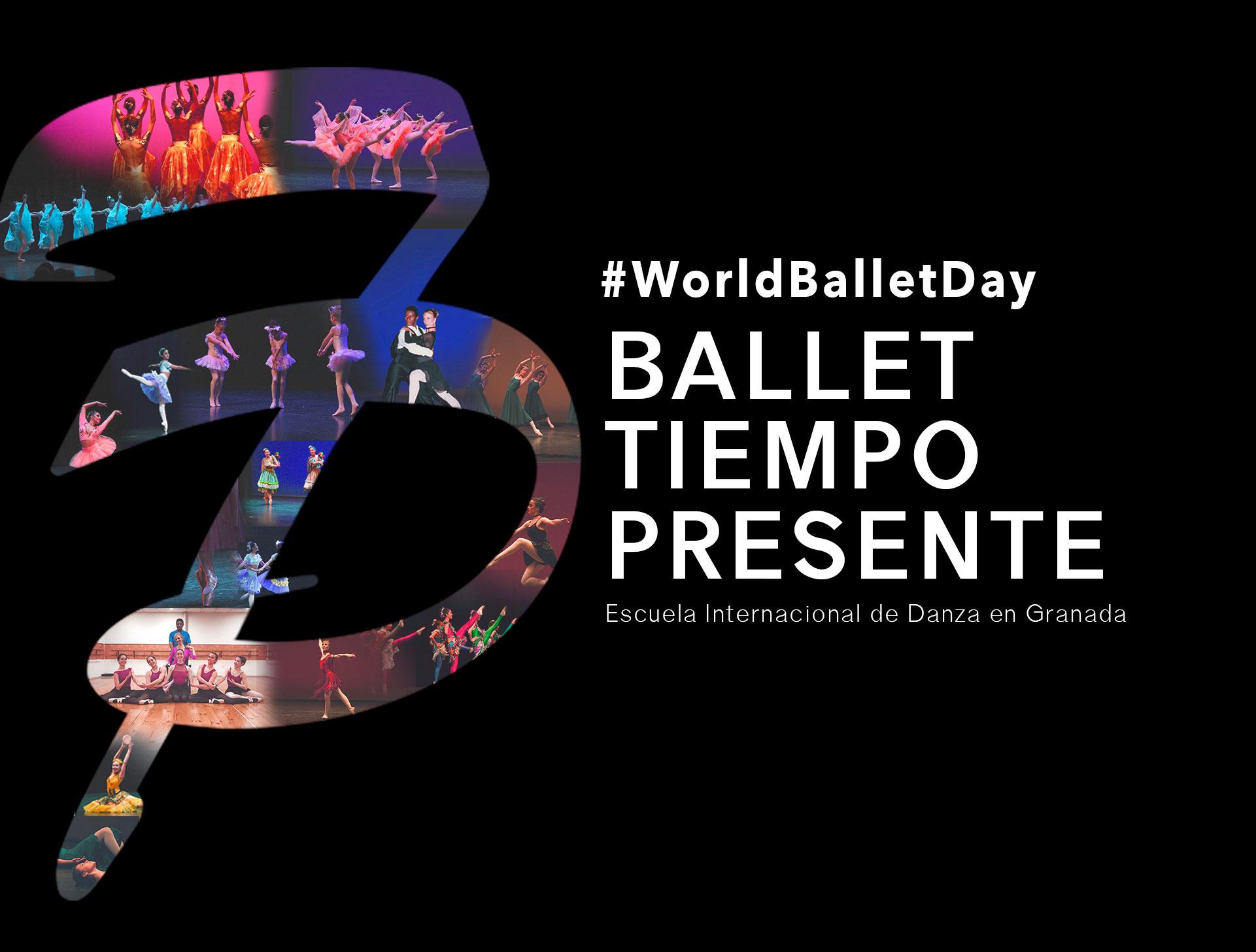 Happy World Ballet Day 2019
